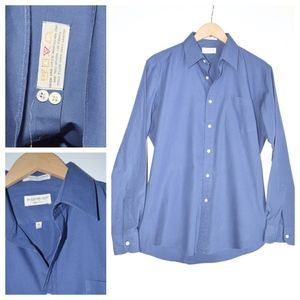 vintage YSL Yves St. Laurent button up shirt 16 34